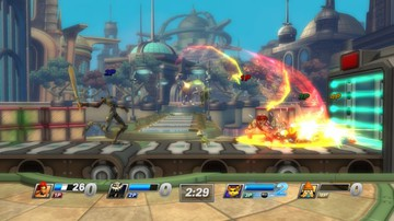 PlayStation All-Stars Battle Royale - Screenshot #73352