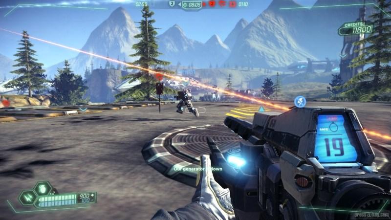 Hi-Rez Studios Videospiele