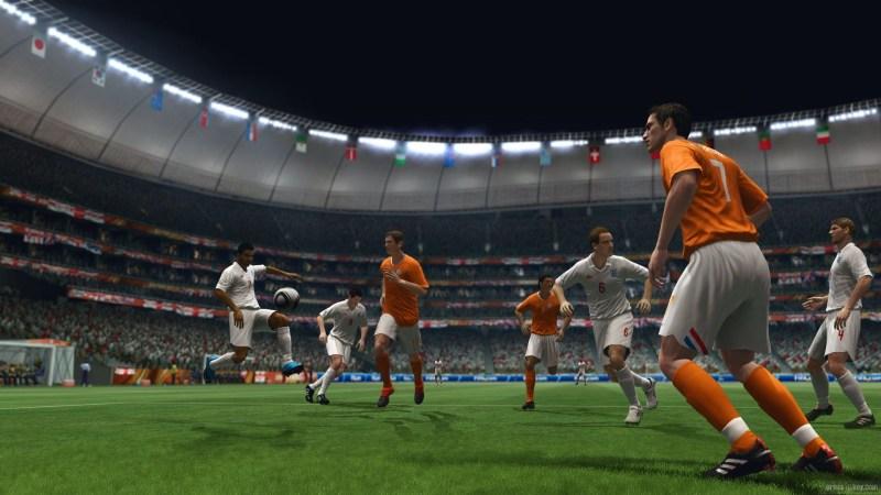 FIFA WM 2010 - Screenshot #30238