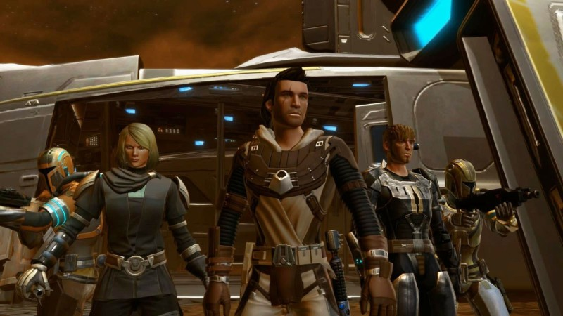 Star Wars: The Old Republic - Screenshot #167965