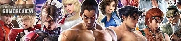 Tekken 3D Prime Edition - Review