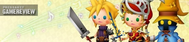 Theatrhythm: Final Fantasy - Review
