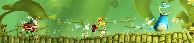 Rayman Legends - Preview