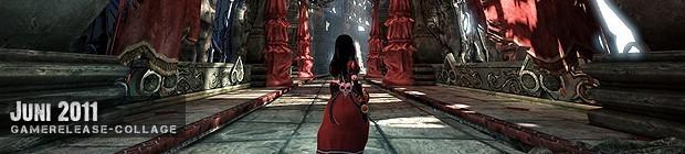 Videospielespaß im Juni 2011 - die Game-Releases des Monats