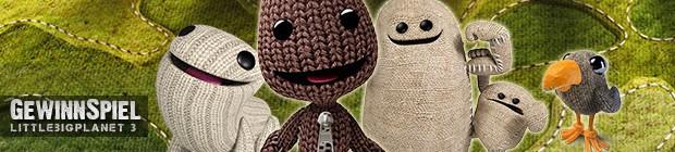 LittleBigPlanet 3 - Gewinnspiel