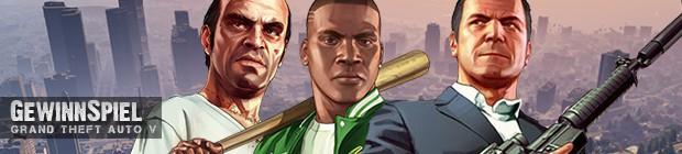 Grand Theft Auto V - Gewinnspiel