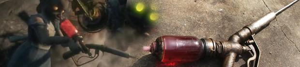 Wahnsinn! Nachbau der ADAM-Spritze aus Bioshock