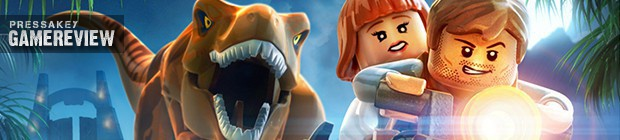 Lego Jurassic World - Review