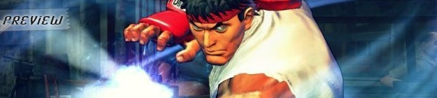 Street Fighter IV - Preview