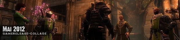 Videospielespaß im Mai 2012 - die Game-Releases des Monats