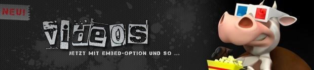 Video-Embedoption online. Packt die neusten Trailer auf eure Website ...