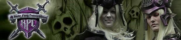 RPC-Bericht (Teil 2). Orks, Figuren, Larp, Cosplay, Met, Met und Met ...