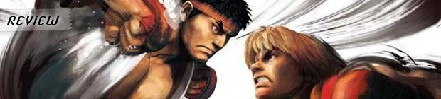 Street Fighter IV - Review