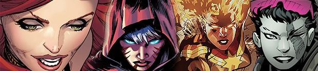 DC Comics & Marvel Superhelden - Aktuelle Leseproben #17