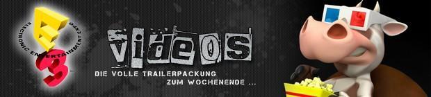 E3 2009 Teaser- und Trailerflut - 21 Videos zum Wochenende ...