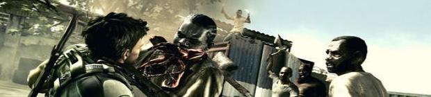 Resident Evil 5 - Abendlektüre im PDF-Format und Gewinnspiel für Fanpakete online ...