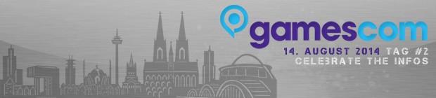 Celebrate the Games - Unser Tag #2 auf der gamescom 2014
