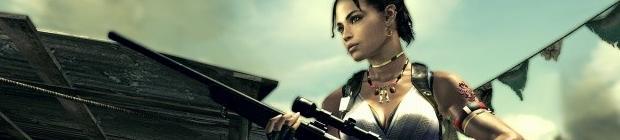 Resident Evil 5 - Mehrspieler-Modus per DLC - erste Screens des Versus-Modus ...