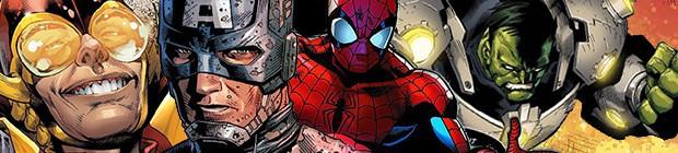 DC Comics & Marvel Superhelden - Aktuelle Leseproben #21
