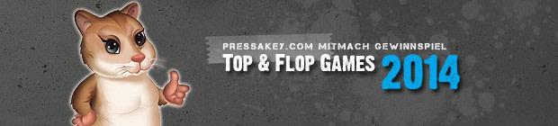 Eure Top- & Flop-Games 2014. Unser großes Mitmach-Gewinnspiel!