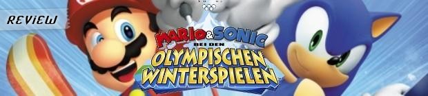 Mario & Sonic bei den Olympischen Winterspielen - Review