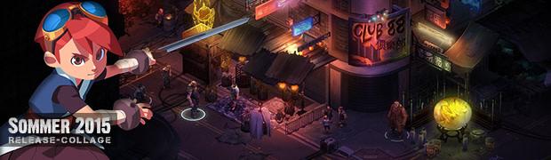Videospielespaß im September 2015 - die Game-Releases des Monats
