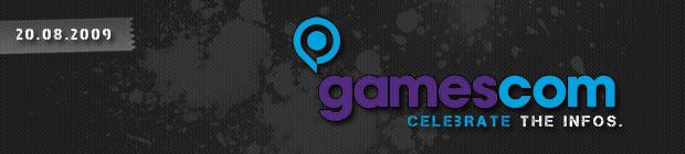 Donnerstag 20.08. - Unser Tag #2 auf der Gamescom 2009