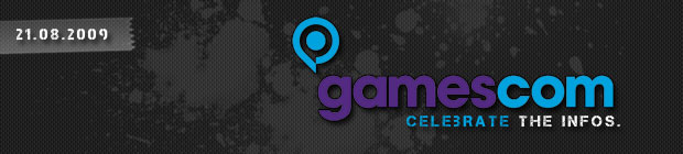 Freitag 21.08. - Unser Tag #3 auf der Gamescom 2009