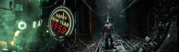 52 Games, Episode 5: Nebensache - Apokalypse, Rapture & die Metro