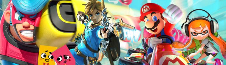 Nintendo Switch - Hands-On-Eindrücke zur neuen Nintendo-Konsole