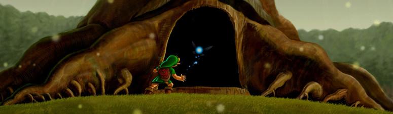 52 Games, Episode 41: Im tiefen Wald - Wo ist der Deku-Baum?