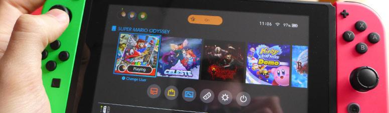 Gaming To Go: Wie die Nintendo Switch meinen Spiele-Alltag verändert