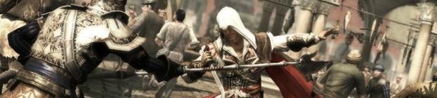 Assassin's Creed 2 - Er fliegt, er schwimmt und zwei Klingen schlitzen besser ...
