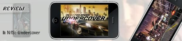 Need for Speed: Undercover - Review