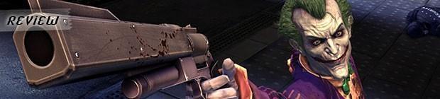 Batman: Arkham Asylum - Review