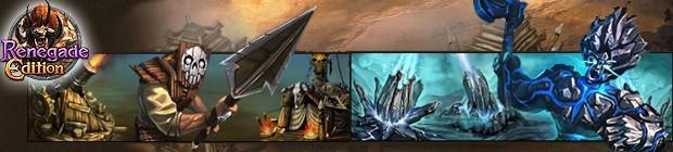 BattleForge - Renegade Edition - alle Karten & alle Upgrades online