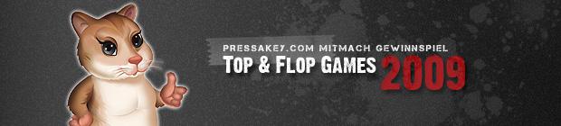 Eure Top- & Flop-Games 2009. Unser Mitmach-Gewinnspiel