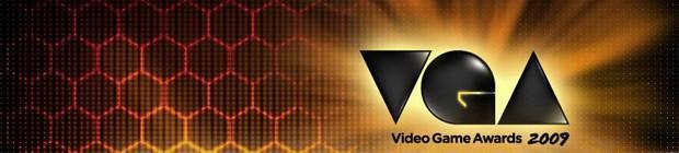 Neue Game Enthüllungen von den Spike TV Video Game Awards 2009