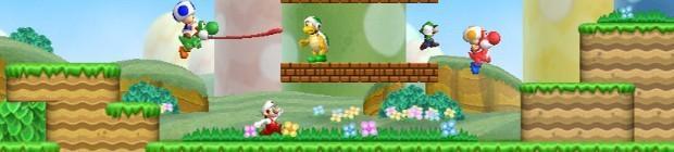 New Super Mario Bros. Wii - Endlich - es ist da! Erste Eindrücke zum neuen Wii-Mario ...