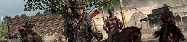 Red Dead Redemption - Die ersten richtigen Spielszenen sind da - 4 Minuten Western-Spaß!