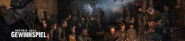 Metro 2033 - Gewinnspiel
