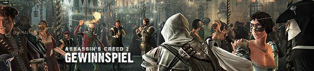 Assassin's Creed 2 - Gewinnspiel