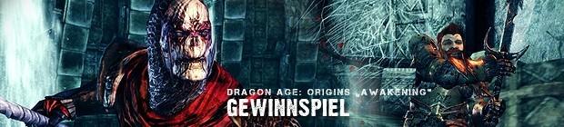 Dragon Age: Origins - Gewinnspiel