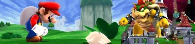 Super Mario Galaxy 2 - Gameplayschnipsel, Coop-Details und Screenshots