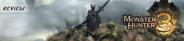Monster Hunter 3 - Review