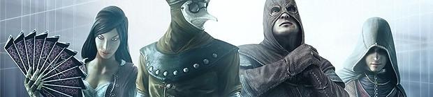 Assassin's Creed: Brotherhood - Erste Infos, ein Teaser und zwei Bildchen