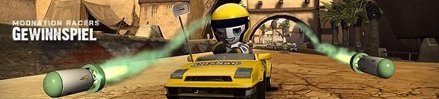 ModNation Racers - Gewinnspiel