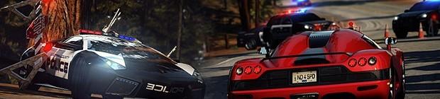 Need for Speed: Hot Pursuit - Heiße Schlitten und wilde Polizei-Verfolgungsjagden - Back to the roots.