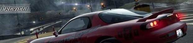 Need for Speed WORLD - Preview