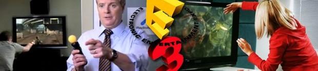 Gedanken zur E3 - Sony's Move und Microsoft's Kinect im Fokus